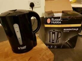 Russell Hobbs Black kettle