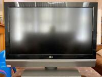 """LG 42"""" 720p HD TV"""