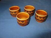Hornsea 'Heirloom' Egg Cups x 4