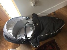 baby buggy/carrier/cot/pram system. Hardly used. Brilliant condition. Loads of accessories included