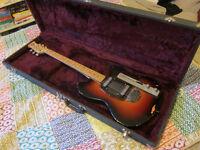 HAYMAN 3030 guitar (1971, pre-Shergold) with hardcase