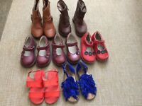 Bundle of Girls Shoes - Zara & M&S