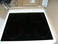 Beko Double Oven BDVC667W Replacement Hob in White - Norwich, Norfolk