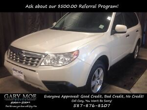2011 Subaru Forester 2.5 Convenience Package AWD/Bluetooth