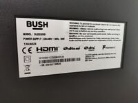 Bush 32 Inch Smart LED TV with warranty(DLED32HD)