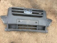 FORD TRANSIT MK7 2006-2012 FRONT BUMPER GRILL CENTER