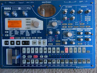 Korg ElecTribe MX (EMX-1) sequencer drum machine groovebox synth