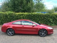 AUTOMATIC PEUGEOT 407 COUPE 2.0 DIESEL