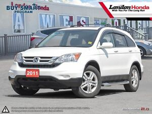 2011 Honda CR-V EX-L *LOW MILEAGE* Full Service History Avail...