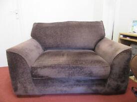2 seat sofa (cuddle sofa) by SCS