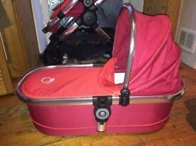 iCandy Pushchair and Maxi Cosi Car Seat