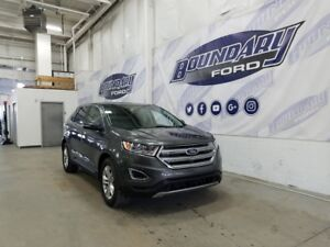 2015 Ford Edge SEL W/ Ecoboost, AWD, Leather, Sunroof