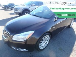 2011 Buick Regal CXL Turbo | LEATHER | HEATED SEATS | ONE OWNER