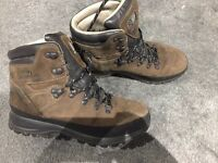 Karrimor hiking boots - ladies, size 5 (waterproof)