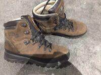Karrimor hiking boots - ladies, size 5 (waterproof)