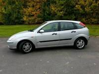 Ford focus 69200 warranted MILES HPI CLEAR LONG MOT EXCELLENT CONDITION