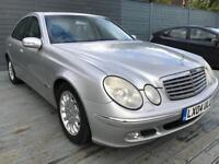 Mercedes E class 2.6 Petrol automatic HPI clear
