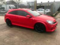 Vauxhall Astra VXR 2007 **MODIFIED**