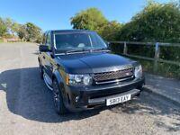 Reluctant sale ofLand Rover, RANGE ROVER SPORT, Estate, 2013, Semi-Auto, 2993 (cc), 5 doors