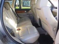 RANGE ROVER SPORT SE TD V6,stunning looking 4x4,FSH,1 owner,2 keys,full cream leather interior