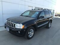 2007 Jeep Grand Cherokee Overland 4x4 3.0 Diesel Loaded DVD and