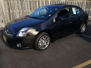 2012 Nissan Sentra SE-R, Automatic, Navigation, Back Up Camera,