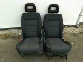 Quick release seats