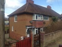 3 Bed House ready to rent. Bexhill on Sea