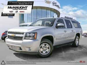 2012 Chevrolet Suburban LT 4x4 | Sunroof | Bose | Heated Seats