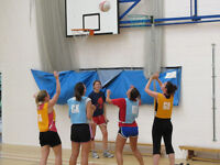 Play NETBALL in South London
