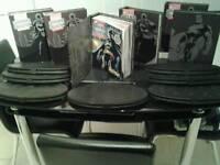 The Full Dc comics. Super hero. collectables
