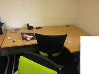 High Quality Office Furniture (as new) excellent condition