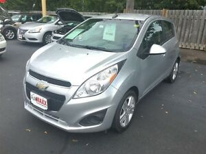 2014 CHEVROLET SPARK 1LT- REAR VIEW CAMERA, TELESCOPING STEERING