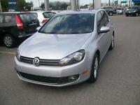 2011 Volkswagen GOLF TDI TDI Highline