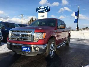 2014 Ford F-150 XLT|302A PACKAGE|NEW TIRES| TONNEAU COVER