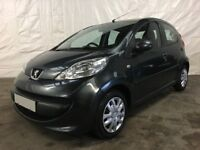 2006 Peugeot 107 1.0 12v Urban Hatchback 5dr **Full Years MOT**