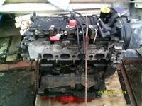 RENAULT CLIO 172 2.0 16v 2001 - ENGINE & SPARE PARTS