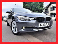 (6500 Miles) --- 2016 BMW 3 Series 1.5 --- 318i Sport (start/stop) CHEAP on Fuel --- Low Miles 318 i