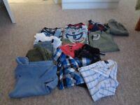 Next bundle of boys clothes 3-4 yrs