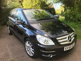 MERCEDES B CLASS 2 LTR DIESEL, LEATHER.