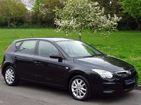 2010 Hyundai i30 1.4 Comfort 5dr - 1 OWNER FROM NEW - 30,000 MILES ONLY