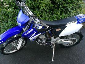 Yamaha WR250 WR250F Enduro Bike