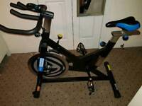 Pro fitness spin bike