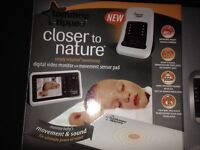 Closer to nature camera monitor & movement pad
