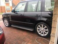 "Range Rover Supercharged 20"" Alloys wheels + tyres"
