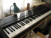 Roland FP1 Digital Stage Piano + Free JVC NC headphones