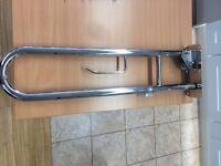 Disabled Bathroom Rail