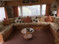 Delta Santana 3 bedroom static caravan for sale