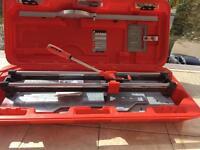 RUBI MANUAL TILES CUTTER TX-700