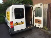Cheap van perfect runner quick sale £800